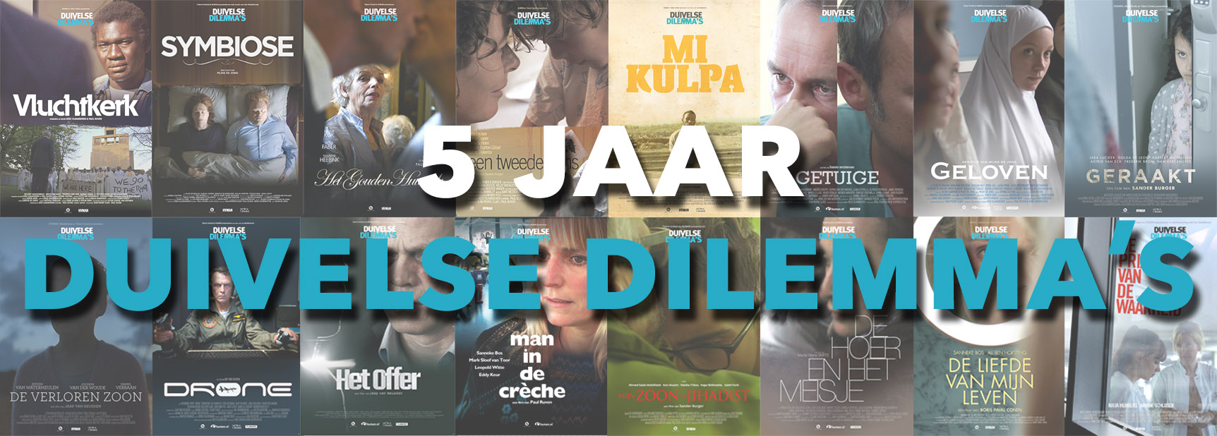 5 jaar Duivelse Dilemma's